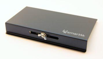 Smart4k Sichtschutz/Regenschutz fürs Smartphone