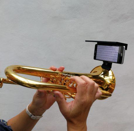 Smart4k am Instrument