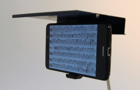 Smart4k Regenschutz/Sichtschutz fürs Smartphone